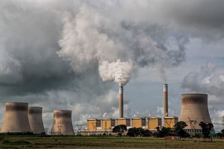 centrale thermique production électricité