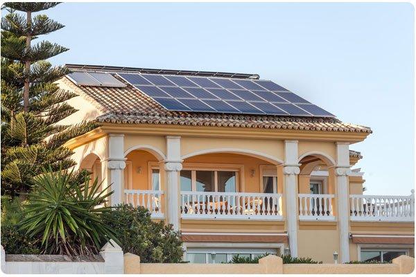Panneaux Solaires Espagne