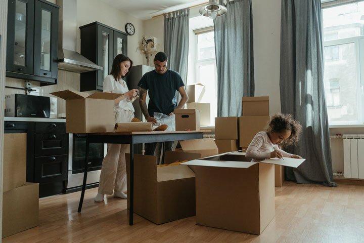 Cession de contrat après l'emménagement dans une nouvelle maison