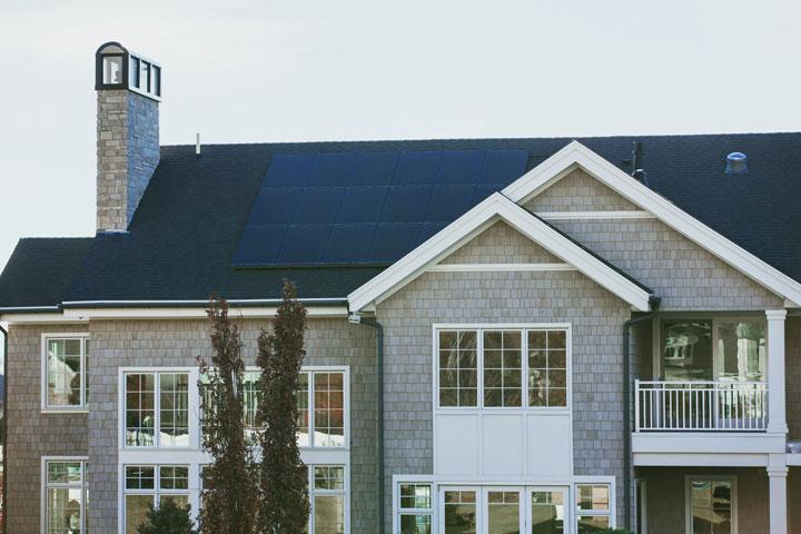 installation de panneaux solaires aux Etats-Unis